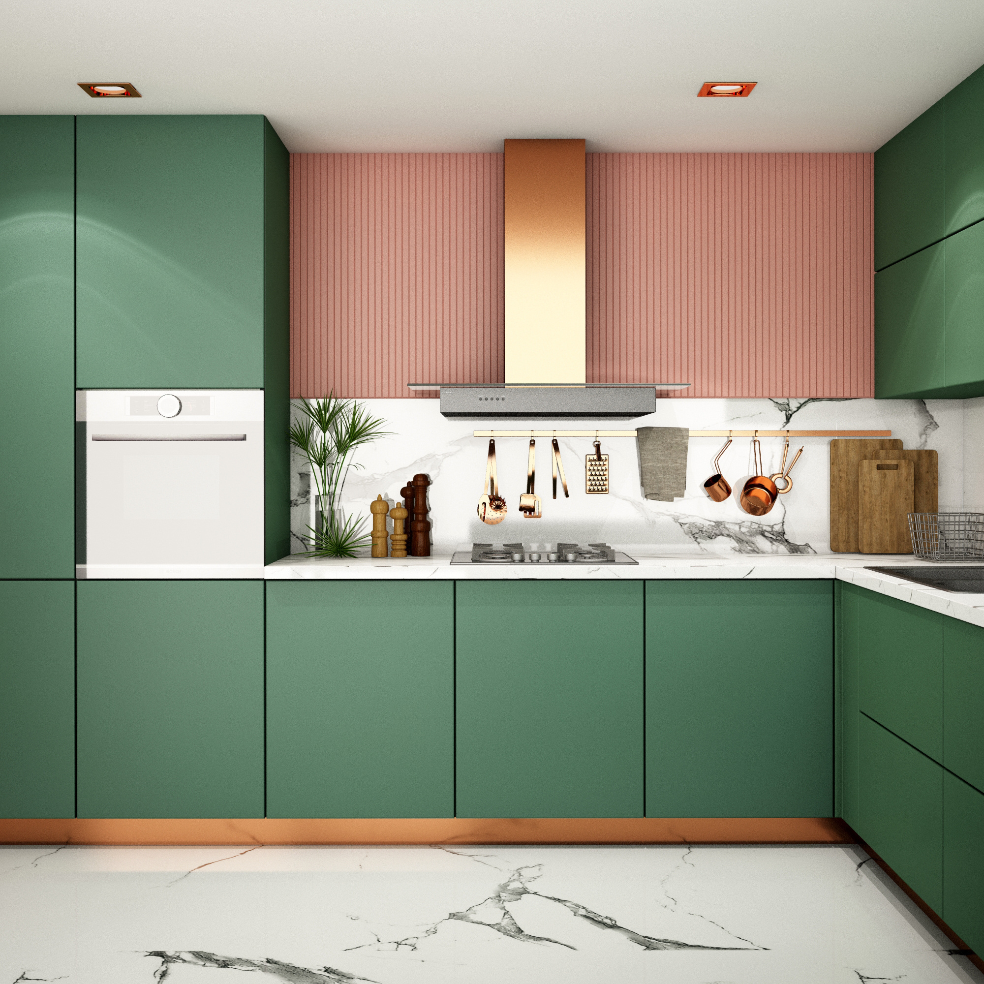 Pops Colour Kitchen