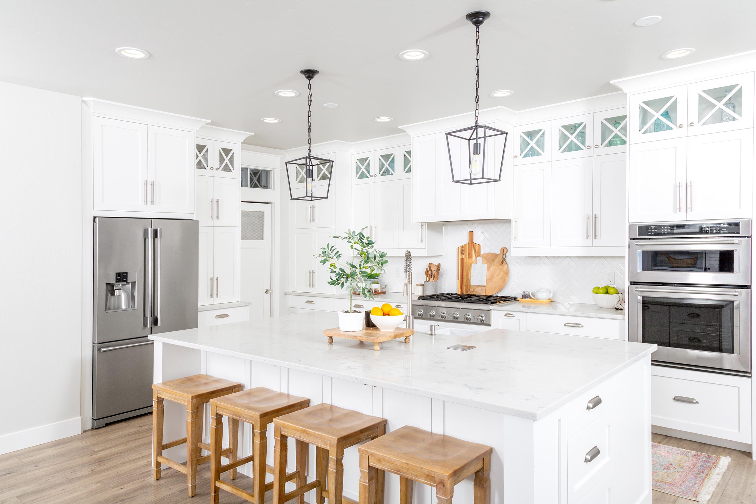 Bright Kitchen Oasis Kitchens