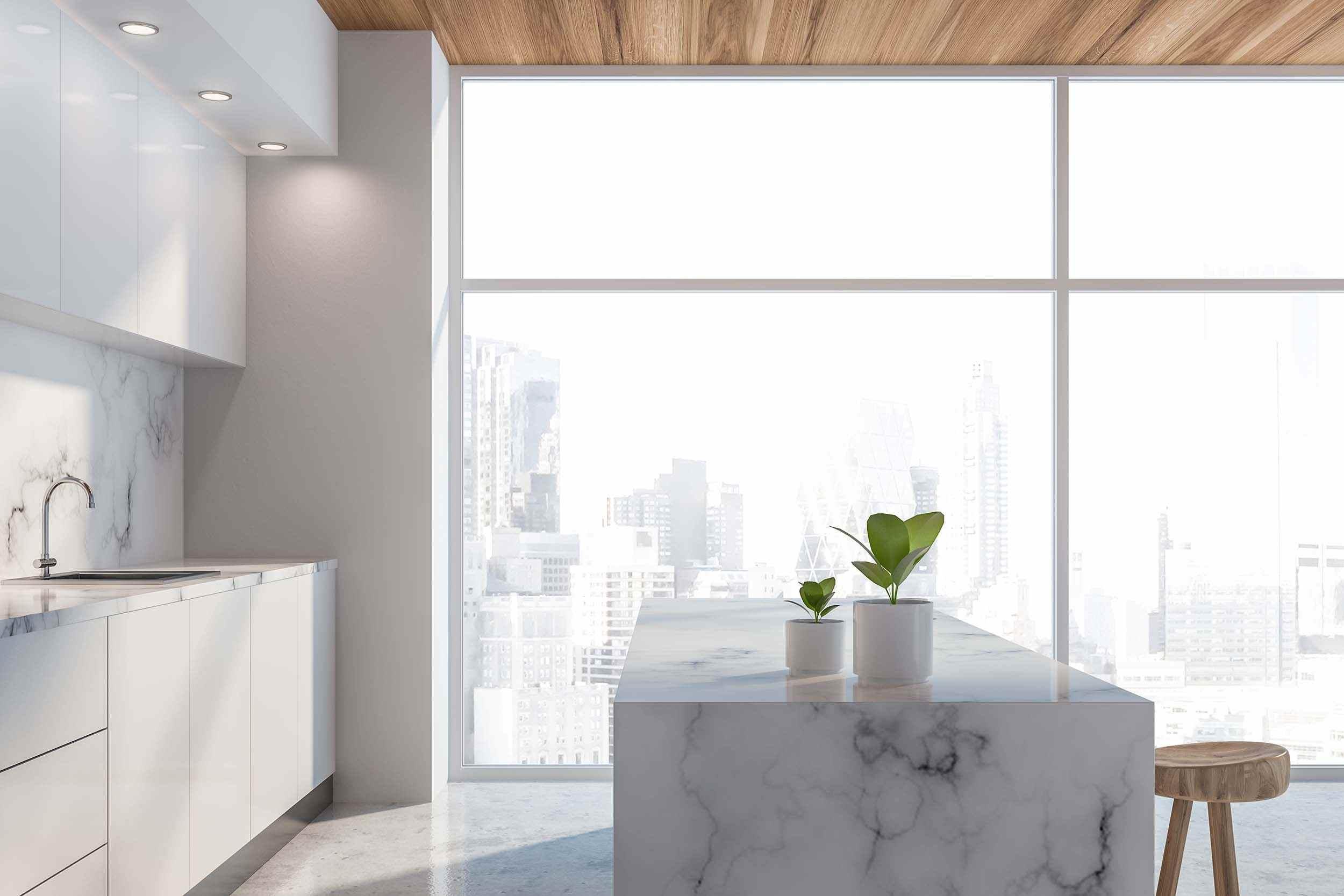 Luxurious Kitchen Countertop | Oasis Kitchen Cabinets