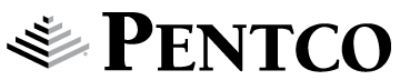 Pentco Logo Black