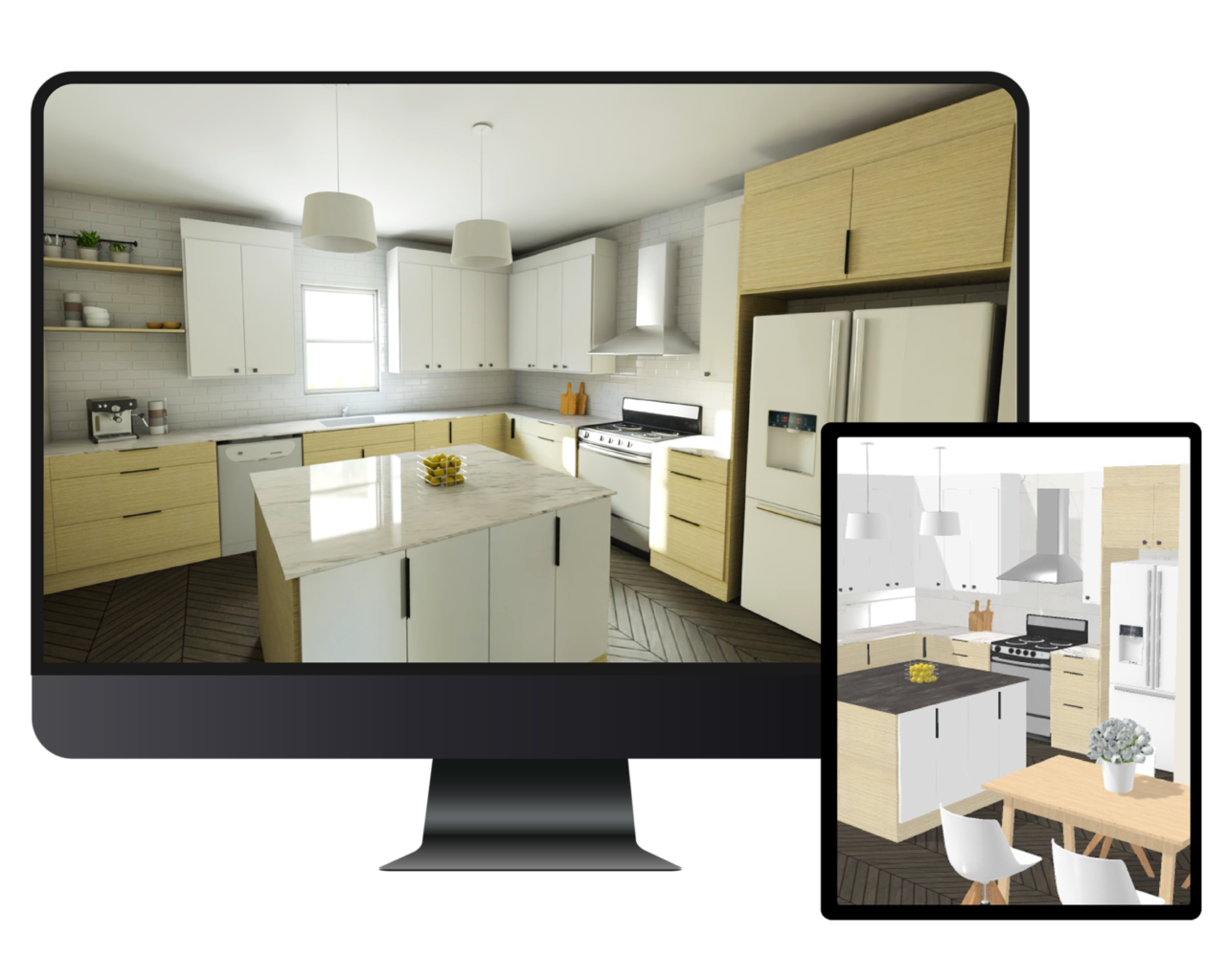 Visualize your kitchen