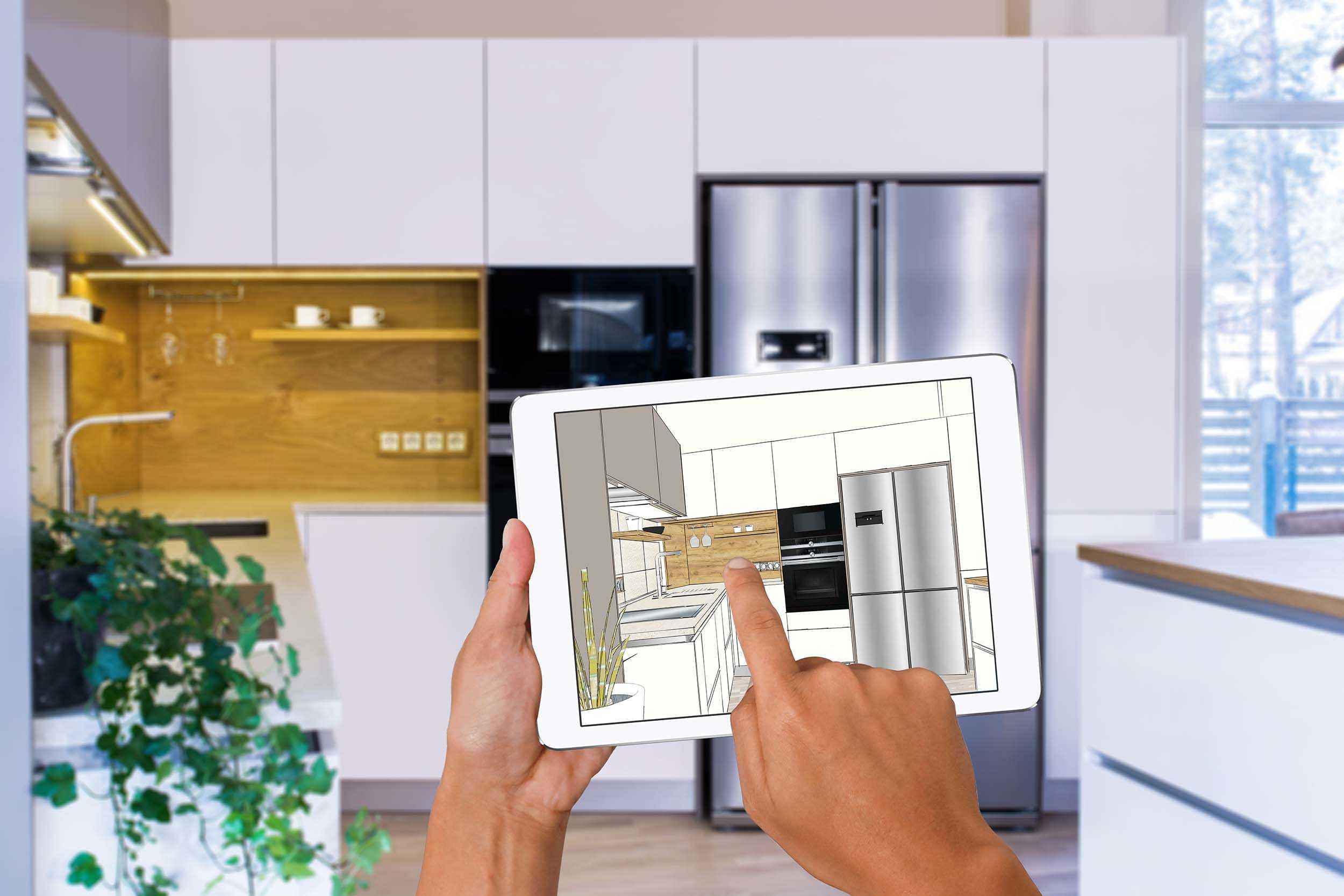 kitchen planner helps your kitchen reno