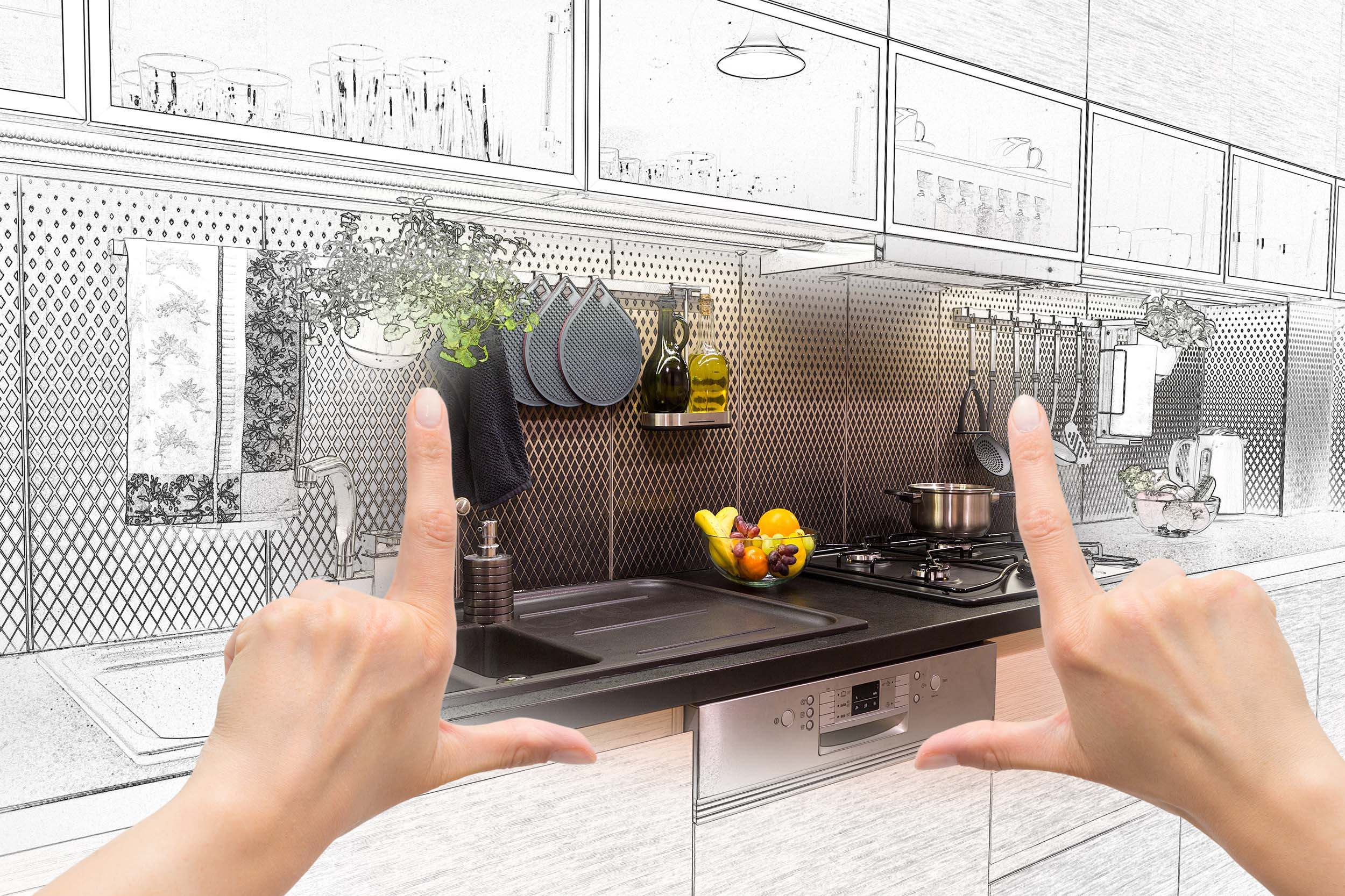 your needs for a kitchen renovation